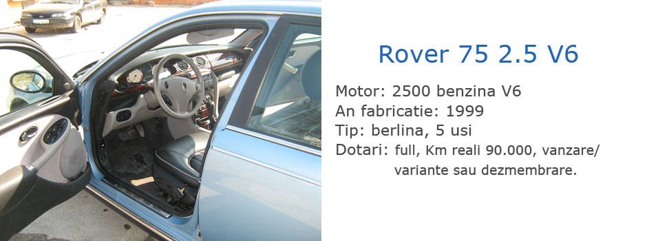 slide-dezmembrare-rover75-V6